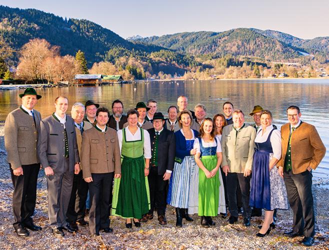 CSU Team für Gemeinderatwahlen 2020